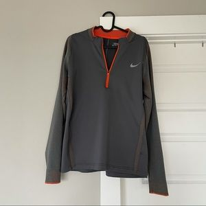 Nike Men's Golf Therma-fit Pullover Jacket